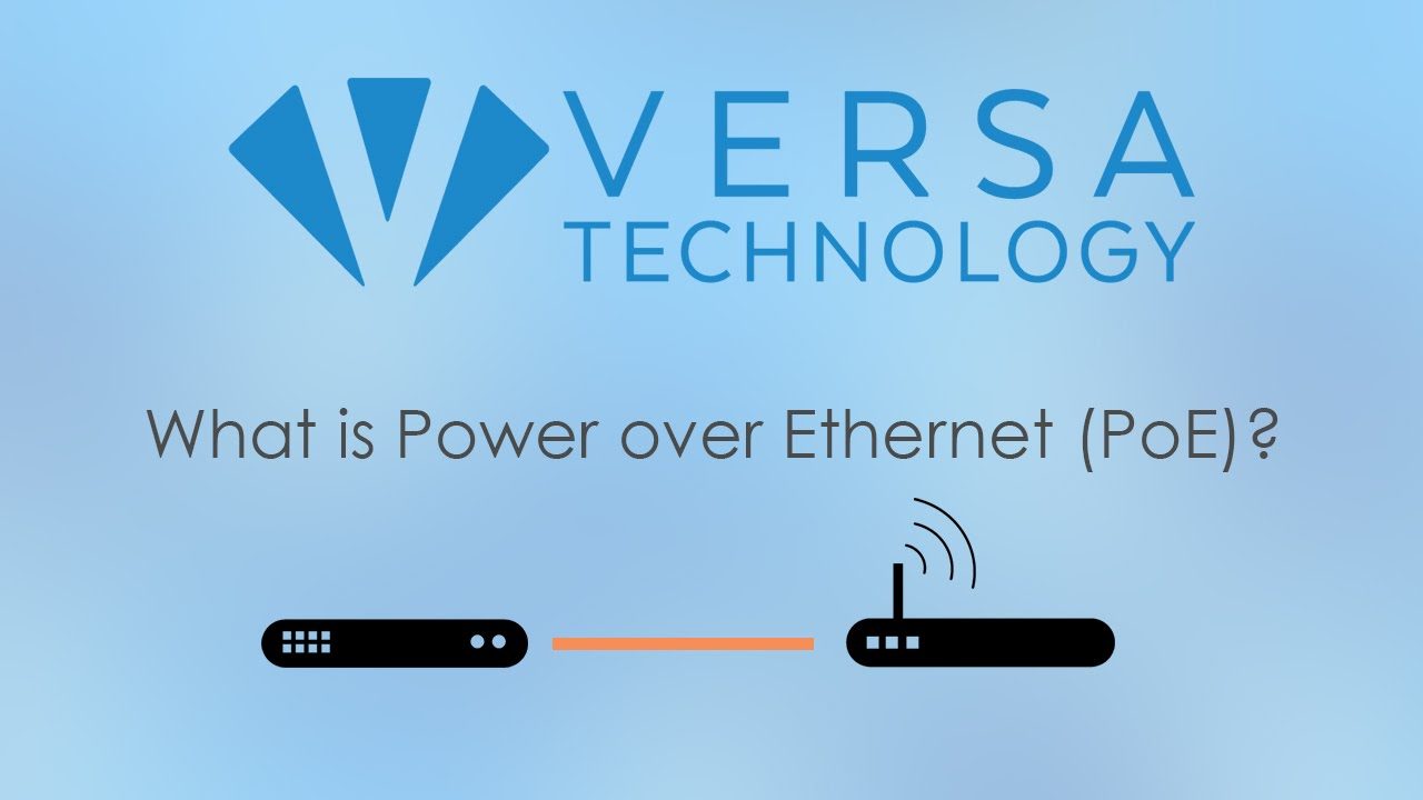 What Is The Difference Between A Poe Injector And Splitter Power Over Ethernet Or Which Much Higher Voltage Not